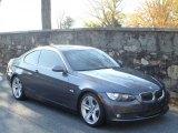 2008 Sparkling Graphite Metallic BMW 3 Series 335i Coupe #41068187
