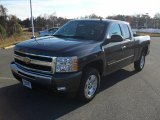 2011 Taupe Gray Metallic Chevrolet Silverado 1500 LT Extended Cab #41068617