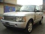 2004 Zambezi Silver Metallic Land Rover Range Rover HSE #4095680