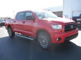 2011 Radiant Red Toyota Tundra TRD Rock Warrior CrewMax 4x4 #41068368
