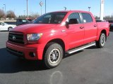 2011 Toyota Tundra Radiant Red