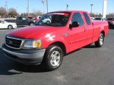 2003 Ford F150 XL SuperCab Data, Info and Specs