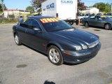 2002 Jaguar X-Type Titanium Pearl
