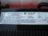 2006 Chevrolet Silverado 1500 LT Crew Cab Info Tag