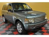 2004 Giverny Green Metallic Land Rover Range Rover HSE #41068447