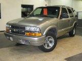 2002 Chevrolet Blazer LS Data, Info and Specs