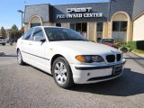 2002 Alpine White BMW 3 Series 325i Sedan #41112185