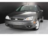 2005 Pitch Black Ford Focus ZX3 SES Coupe #41111483