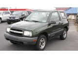 2001 Chevrolet Tracker Hardtop 4WD Data, Info and Specs