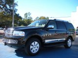 2008 Black Lincoln Navigator Luxury 4x4 #41111791