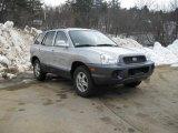 2003 Pewter Hyundai Santa Fe I4 #4097938