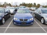 2007 Montego Blue Metallic BMW 3 Series 328i Convertible #41111599