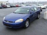 2006 Laser Blue Metallic Chevrolet Impala LT #4085815
