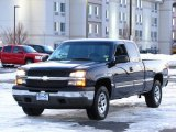 2005 Chevrolet Silverado 1500 LS Extended Cab 4x4 Data, Info and Specs