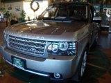 2011 Land Rover Range Rover Ipanema Sand Metallic
