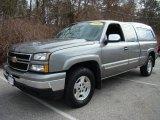 2006 Graystone Metallic Chevrolet Silverado 1500 LT Extended Cab 4x4 #4088301