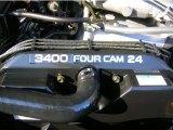 2003 Toyota Tundra SR5 Access Cab 3.4 Liter DOHC 24-Valve V6 Engine