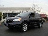 2007 Nighthawk Black Pearl Honda CR-V EX 4WD #4087302