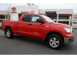 2008 Radiant Red Toyota Tundra Double Cab 4x4 #41111627