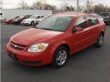 2007 Victory Red Chevrolet Cobalt LT Sedan #4088319