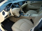 2010 Mercedes-Benz CLS 550 Cashmere Interior