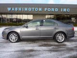 2010 Sterling Grey Metallic Ford Fusion SEL V6 AWD #41112048