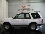 2001 Oxford White Ford Explorer Sport 4x4 #4093929
