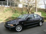 2000 Jet Black BMW 5 Series 528i Sedan #41112065