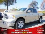 2011 White Gold Dodge Ram 1500 Big Horn Crew Cab #41111863