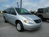 2002 Chrysler Town & Country Bright Silver Metallic