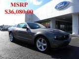 2011 Sterling Gray Metallic Ford Mustang GT Premium Coupe #41111873