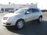 2011 Gold Mist Metallic Cadillac SRX FWD #41112132