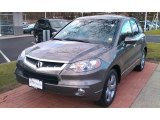 2008 Carbon Bronze Pearl Acura RDX Technology #41112141