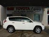 2011 Super White Toyota RAV4 I4 4WD #41111715