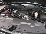 2011 Chevrolet Silverado 1500 LS Extended Cab 4x4 4.8 Liter Flex-Fuel OHV 16-Valve Vortec V8 Engine