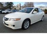 2008 Acura TSX Premium White Pearl