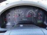 2005 Ford F150 XL SuperCab 4x4 Gauges