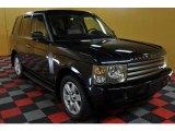 2004 Adriatic Blue Metallic Land Rover Range Rover HSE #41112165