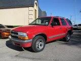 1999 Chevrolet Blazer Standard Model Data, Info and Specs