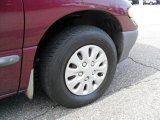 Plymouth Voyager 1999 Wheels and Tires