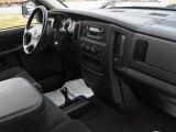 2003 Dodge Ram 1500 SLT Regular Cab 4x4 Dashboard