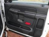 2003 Dodge Ram 1500 SLT Regular Cab 4x4 Door Panel