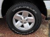 2003 Dodge Ram 1500 SLT Regular Cab 4x4 Wheel