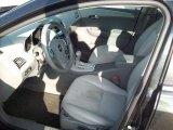 2008 Chevrolet Malibu LT Sedan Titanium Gray Interior