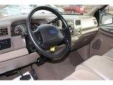 2003 Ford F250 Super Duty XLT SuperCab 4x4 Medium Parchment Beige Interior