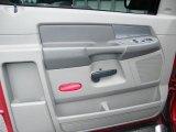 2008 Dodge Ram 1500 SLT Regular Cab Door Panel