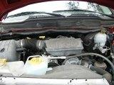 2008 Dodge Ram 1500 SLT Regular Cab 4.7 Liter SOHC 16-Valve Flex Fuel Magnum V8 Engine