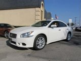 2010 Nissan Maxima 3.5 SV Data, Info and Specs