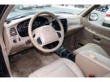 2000 Ford Explorer Eddie Bauer 4x4 Medium Prairie Tan Interior