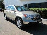 2008 Borrego Beige Metallic Honda CR-V EX-L #41177070